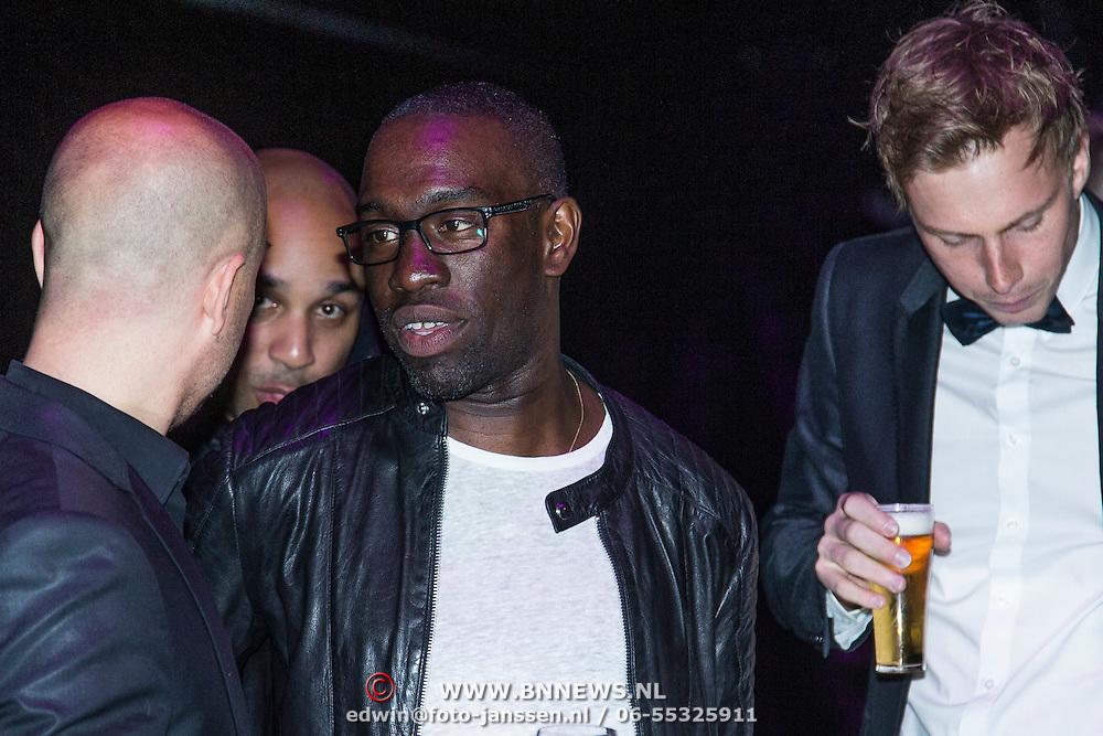 NLD/Amsterdam/20140415 - DVD presentatie Ladies of Soul, Alvin Lewis
