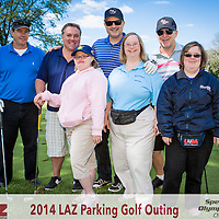 LAZ Golf Outing 2014