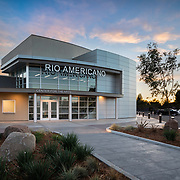 Rio Americano High Schools Performing Art Center