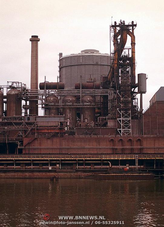 Milieuvervuiling bij Hoogovens BV IJmuiden