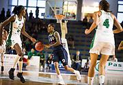 Jasmine Gill<br /> Passalacqua Trasporti Ragusa - Fixi Piramis Torino<br /> LBF Legabasket Femminile 2017/2018<br /> Ragusa, 01/10/2017<br /> Foto ElioCastoria / Ciamillo - Castoria