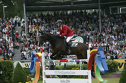 Lansink Jos-Authentic<br /> World Equestrian Games Aachen 2006<br /> Photo © Hippo Foto