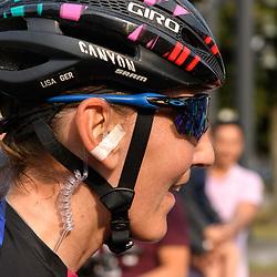 01-09-2017: Wielrennen: Boels Ladies Tour: Weert<br /> Lisa Brennauer
