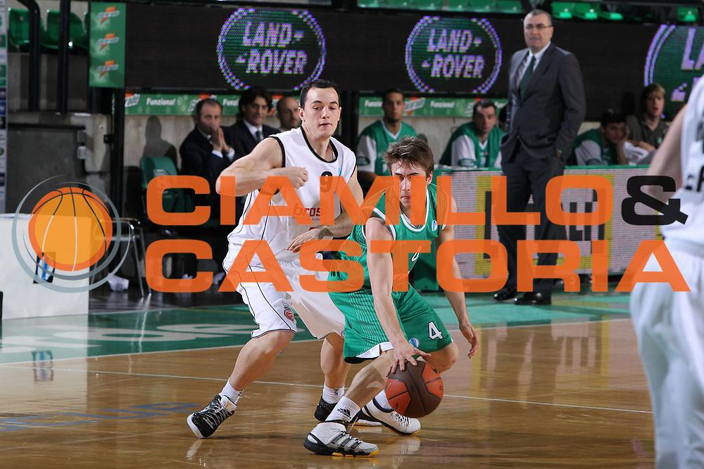 DESCRIZIONE : Treviso Eurocup 2009-10 Last 16 Benetton Gioco Digitale Brose Basket<br /> GIOCATORE :Elton Brown<br /> SQUADRA : Brose Baskets<br /> EVENTO : Eurocup 2009 - 2010<br /> GARA : Benetton Gioco Digitale Brose Basket<br /> DATA : 09/03/2010<br /> CATEGORIA : Before<br /> SPORT : Pallacanestro<br /> AUTORE : Agenzia Ciamillo-Castoria/G.Contessa<br /> Galleria : Eurocup 2009<br /> Fotonotizia : Treviso Eurocup 2009-10 Last 16 Benetton Gioco Digitale Brose Basket<br /> Predefinita :