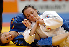 20050319 NED: World Cup Women Judo, Rotterdam