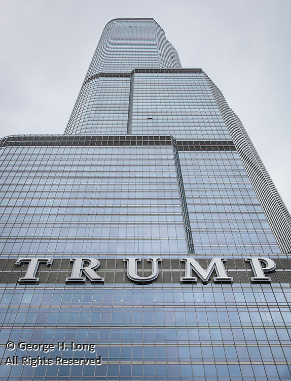 Trump Tower; Chicago, Illinois
