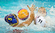 ORTIZ REYES Matilde Spain.USA - SPAIN .Water Polo Women GOLD final .London 2012 Olympics - Olimpiadi Londra 2012.day 14 Aug.9.Photo G.Scala/Deepbluemedia.eu/Insidefoto