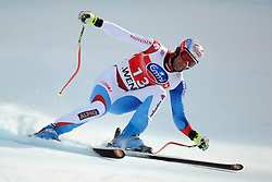 19.01.2013, Lauberhornabfahrt, Wengen, SUI, FIS Weltcup Ski Alpin, Abfahrt, Herren, im Bild Didier Defago im Ziel // in action during mens downhillrace of FIS Ski Alpine World Cup at the Lauberhorn downhill course, Wengen, Switzerland on 2013/01/19. EXPA Pictures © 2013, PhotoCredit: EXPA/ Freshfocus/ Urs Lindt..***** ATTENTION - for AUT, SLO, CRO, SRB, BIH only *****