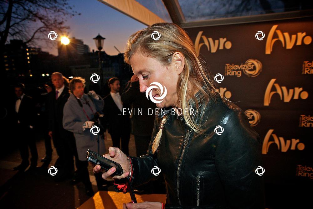 AMSTERDAM - In theater Carre is de Gouden Televizier Ring gala weer geweest.  Met op de foto Sophie Hilbrand. FOTO LEVIN DEN BOER - PERSFOTO.NU