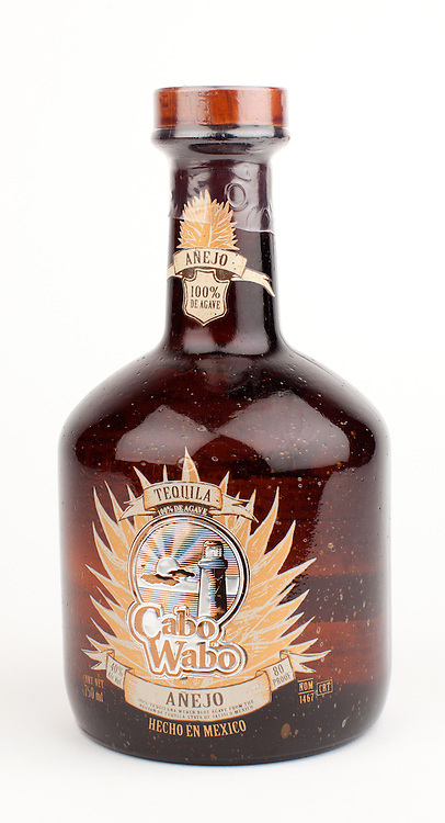 Cabo Wabo anejo -- Image originally appeared in the Tequila Matchmaker: http://tequilamatchmaker.com