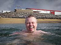Píslarsund á föstudaginn langa 2010.