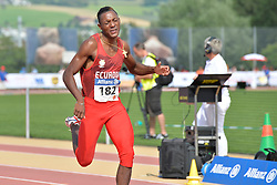 06/08/2017; Carcelen, Damian, T20, ECU at 2017 World Para Athletics Junior Championships, Nottwil, Switzerland