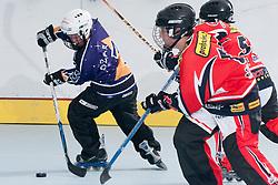 at gold medal game between Hobby Stars an HK Prevoje in Inline Hockey National Championship Under 10, Hobby Stars won 2-1 in overtime, on June 5, 2011 in Rekreacijski Center Urbanija, Lukovica, Slovenia. (Photo by Matic Klansek Velej / Sportida)