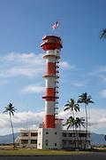 Control Tower, Ford Island, Pearl Harbor, Oahu, Hawaii