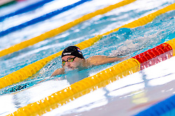 05-04-2019 NED: Swim Cup, Den Haag<br /> Arno Kamminga wins the 200 meter breaststroke during the Swim Cup