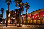 San Jose Museum of Art, San Jose, California
