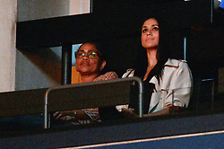 Meghan Markle, right, watches the closing ceremonies of the Invictus Games with her mother Doria Radlan in Toronto, ON, Canada, on Saturday, September 30, 2017. Photo by Nathan Denette/CP/ABACAPRESS.COM