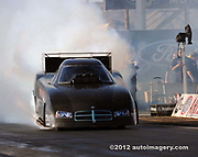 2012 NHRA Arizona Nationals Funny Car