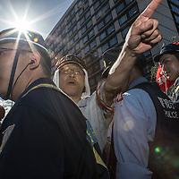 War bill angered japanese