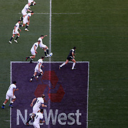 Rome 04/02/2018 Stadio Olimpico<br /> Natwest 6 nations 2018<br /> England v Italy
