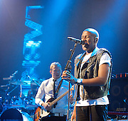 Labrinth <br /> performing live at The iTunes Festival <br /> The Roundhouse, London, Great Britain <br /> 14th September 2012 <br /> <br /> Labrinth <br /> <br /> <br /> Photograph by Elliott Franks