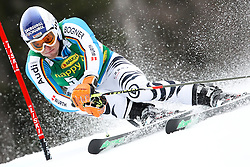 DOPFER Fritz of Germany during the 1st Run of Men's Giant Slalom - Pokal Vitranc 2013 of FIS Alpine Ski World Cup 2012/2013, on March 9, 2013 in Vitranc, Kranjska Gora, Slovenia.  (Photo By Vid Ponikvar / Sportida.com)