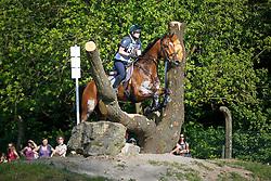 Coysman Sien (BEL) - Utabor<br /> Belgisch kampioenschap eventing<br /> CNC Tongeren 2010<br /> © Dirk Caremans