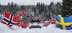 February 15, 2018 - Suede - Jari-Matti Latvala (FIN) Ð Miikka Anttila (FIN) - Toyota Yaris WRC (Credit Image: © Panoramic via ZUMA Press)