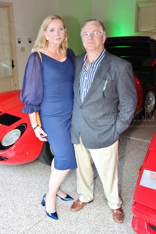 Patricia and Mark McCloskey