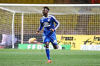 Gnaly CORNET - 01.02.2015 - Monaco / Lyon - 23eme journee de Ligue 1 -<br />Photo : Serge Haouzi / Icon Sport