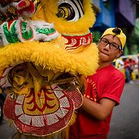 CHINESE NEW YEAR  (In Panama)
