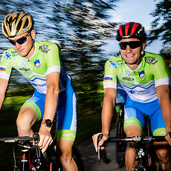 20180917: SLO, Cycling - Team Slovenia for 2018 UCI Road World Championships