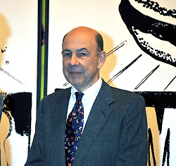 ANTHONY d'OFFAY winner of the 2009 Moncblanc award  at the Montblanc de la Culture Arts Patronage Award 2009 held at the Tate Modern, Bankside, London SE1 on 16th April 2009.