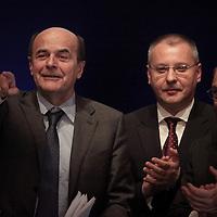 Pier Luigi Bersani a Torino per il convegno dei prograssisti europei Renaissance for Europe