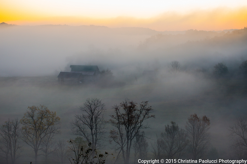 Hocking Hills October 2015. (Christina Paolucci, photographer).