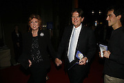 CILLA BLACK AND JOHN MADEJSKI, Opening of Spamalot at the Night Palace Theatre and afterwards at Freemasons Hall Gt. Queen St.  London. 17 October 2006. -DO NOT ARCHIVE-© Copyright Photograph by Dafydd Jones 66 Stockwell Park Rd. London SW9 0DA Tel 020 7733 0108 www.dafjones.com