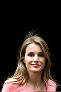 061913 princess letizia meeting aecc