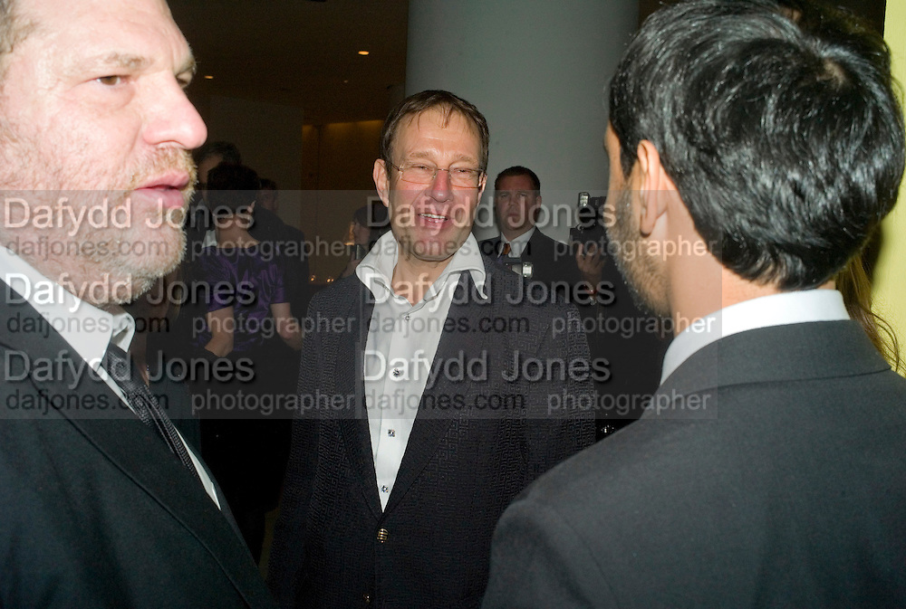 Richard Desmond, Weinstein Bafta after-party in association with Chopard. Bungalow 8. London. 10  February 2008.  *** Local Caption *** -DO NOT ARCHIVE-© Copyright Photograph by Dafydd Jones. 248 Clapham Rd. London SW9 0PZ. Tel 0207 820 0771. www.dafjones.com.