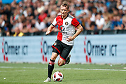 Feyenoord-player Sam Larsson during the Dutch football Eredivisie match between Feyenoord and Excelsior at De Kuip Stadium in Rotterdam, on August 19th, 2018 - Photo Stanley Gontha / Pro Shots / ProSportsImages / DPPI
