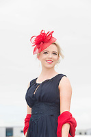 29/07/2017 Katie Norman from Galway living in Cork on the third day of the Galway Races summer Festival  Plate day .   Photo:Andrew Downes, xposure