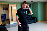 21/04/16 <br /> CELTIC PARK - GLASGOW<br /> Celtic manager Ronny Deila