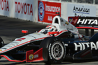 Ryan Briscoe, Toyota Grand Prix of Long Beach, Streets of Long Beach, Long Beach, CA 04/15/12
