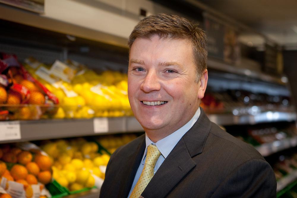 Manager of Waitros St Savior Jersey Duncan Langstone