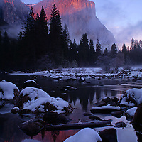 One of the favorite locations in all of Yosemite is the Gates of the Valley.
