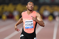 Jimmy VICAUT France 100m Men <br /> Roma 31-05-2018 Stadio Olimpico  <br /> Iaaf Diamond League Golden Gala <br /> Athletic Meeting <br /> Foto Andrea Staccioli/Insidefoto