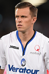 August 27, 2017 - Naples, Naples, Italy - Josip Ilicic of Atalanta BC during the Serie A TIM match between SSC Napoli and Atalanta BC at Stadio San Paolo Naples Italy on 27 August 2017. (Credit Image: © Franco Romano/NurPhoto via ZUMA Press)