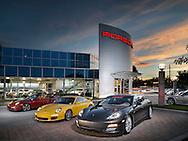 Automotive - Champion Porsche Dealership Fort Lauderdale