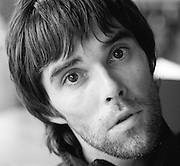 PICTURE BY HOWARD BARLOW..ARTIST - IAN BROWN  (ex STONE ROSES)).VENUE   -  MANCHESTER.DATE    - 22 JULY 1998