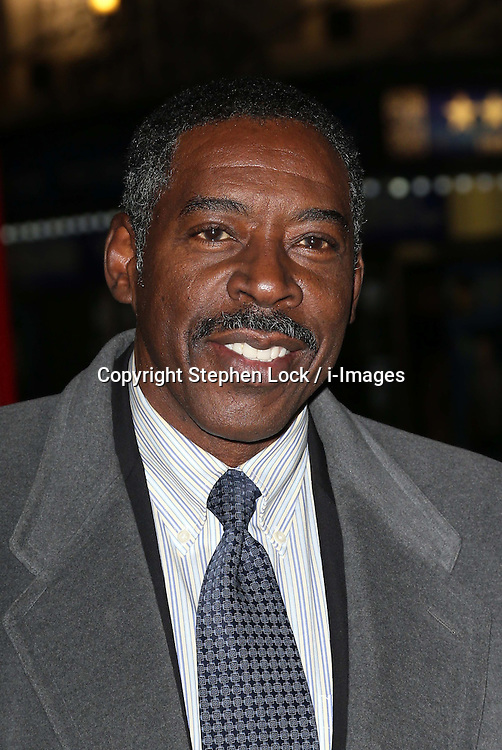 Ernie Hudson arriving at the English National Ballet party to celebrate their Christmas production of The Nutcracker, in London , Thursday, December 13th 2012.  Photo by: Stephen Lock / i-Images