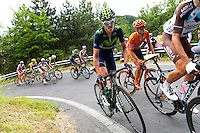 Ruben Fernandez - Movistar - 20.05.2015 - Tour d'Italie - Etape 11 : Forli / Imola <br />